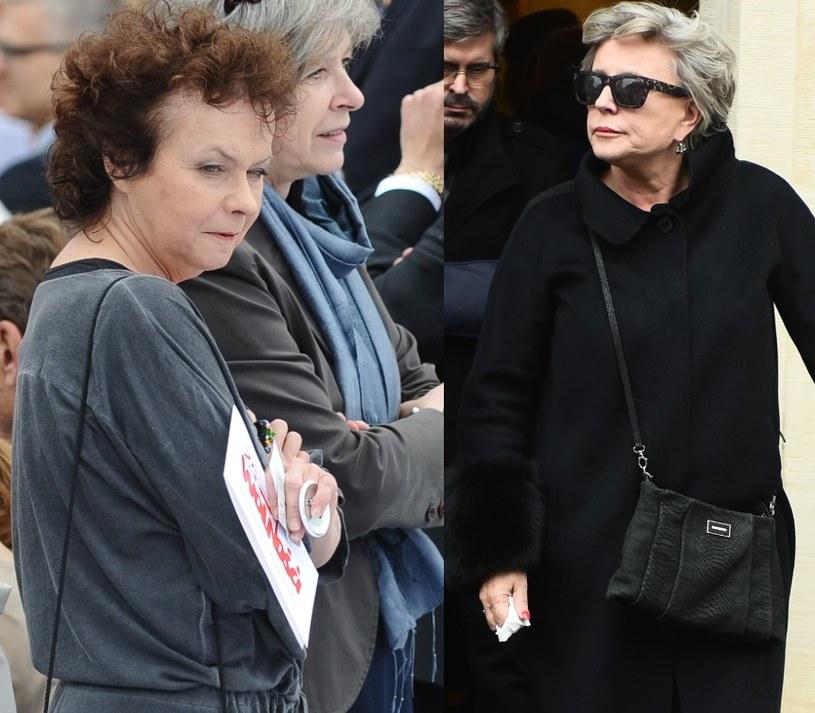 Szczepkowska i Janda /- /MWMedia