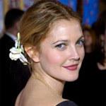 Szczęśliwa Drew Barrymore