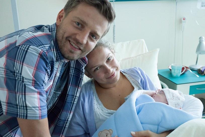 Szczęśliwa rodzinka w komplecie /Polsat