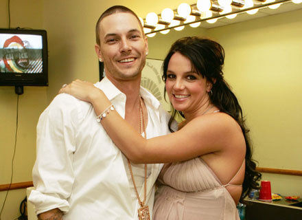 Szczęśliwe chwile Britney Spears i Kevina Federline'a - fot. Frank Micelotta /Getty Images/Flash Press Media