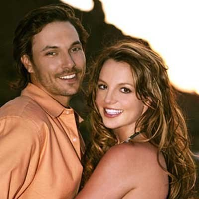 / Szczęśliwe małżeństwo: Kevin Federline i Britney Spears /
