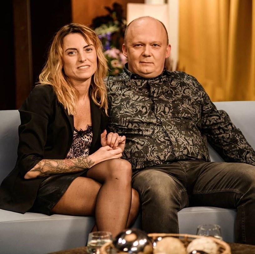 Szczęśliwi Ania i Jakub w finale programu (fot. z oficjalnego profilu produkcji na Facebooku) /TVP /materiały prasowe