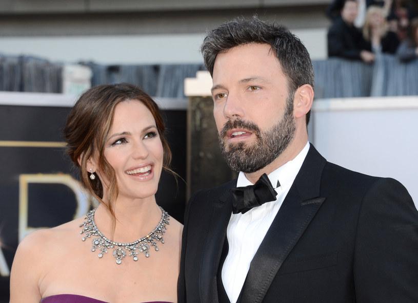Szczęśliwi Ben Affleck i Jennifer Garner w 2013 roku / Jason Merritt /Getty Images