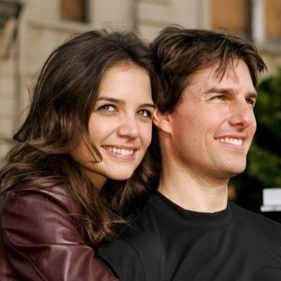 Szczęśliwi rodzice - Katie Holmes i Tom Cruise /AFP