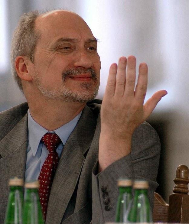 Szczęśliwy Antoni /Witold Rozbicki /Reporter