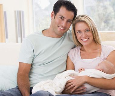 Szczęśliwy związek to szczęśliwe dziecko