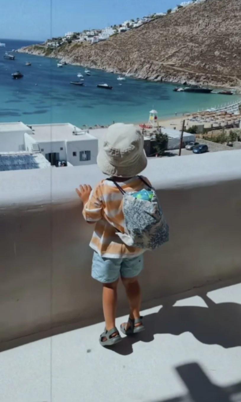 Szczęśni świętują urodziny synka, fot. https://www.instagram.com/marina_official/ /Instagram