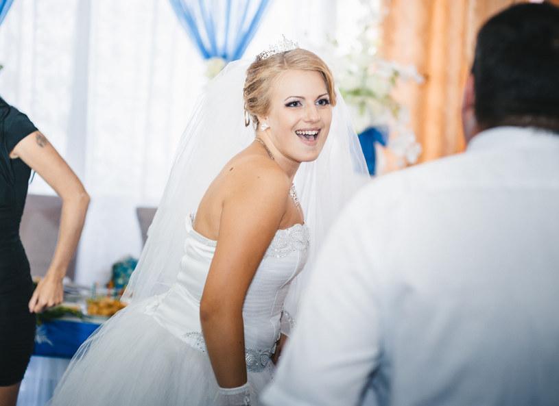 Szczupła tylko do ślubu? /123RF/PICSEL