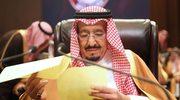 Szczyt G20. Król Arabii Saudyjskiej z własnym tronem