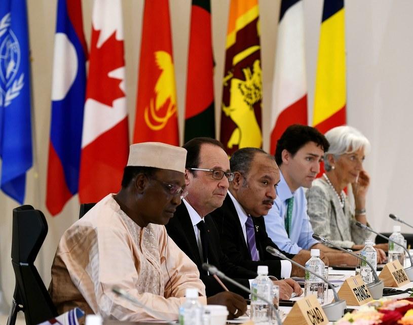Szczyt G7 /MANAN VATSYAYANA /PAP/EPA