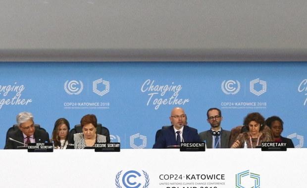 Szczyt klimatyczny COP24