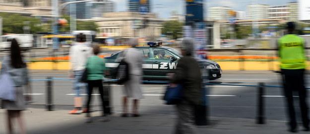Szczyt NATO: Kolejny dzień utrudnień na drogach w Warszawie