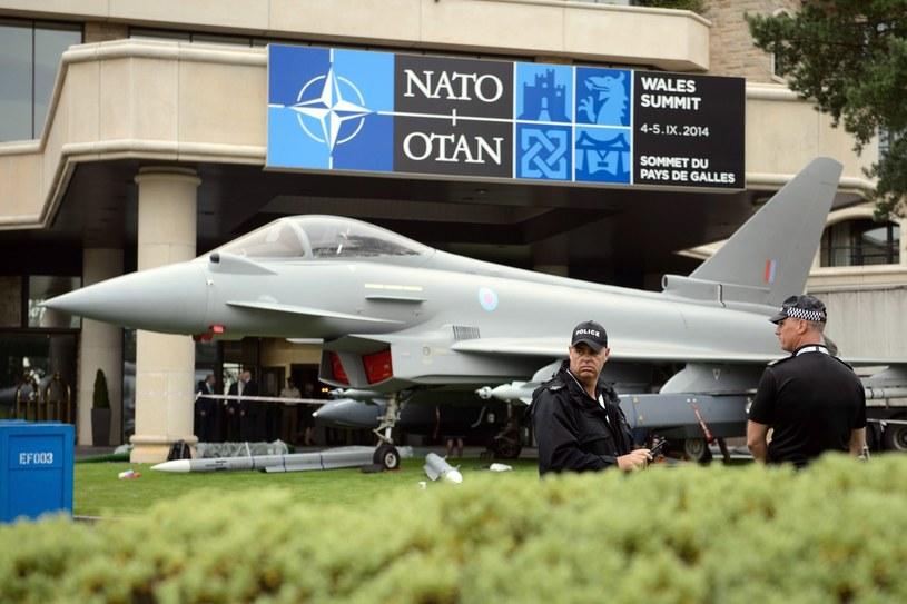 Szczyt NATO odbędzie się w Newport /PAP/EPA
