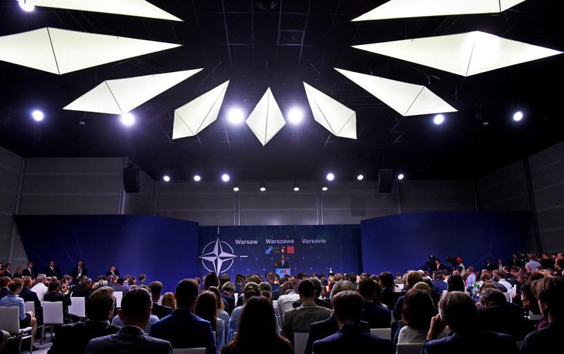 Szczyt NATO w Warszawie /Janek Skarżyński /PAP