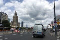 Szczyt NATO. Warszawskie ulice świecą pustkami