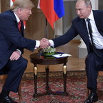 Szczyt Trump-Putin w Helsinkach. Prezydent USA: To był dobry początek