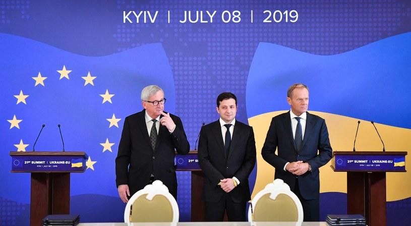 Szczyt UE-Ukraina /AFP