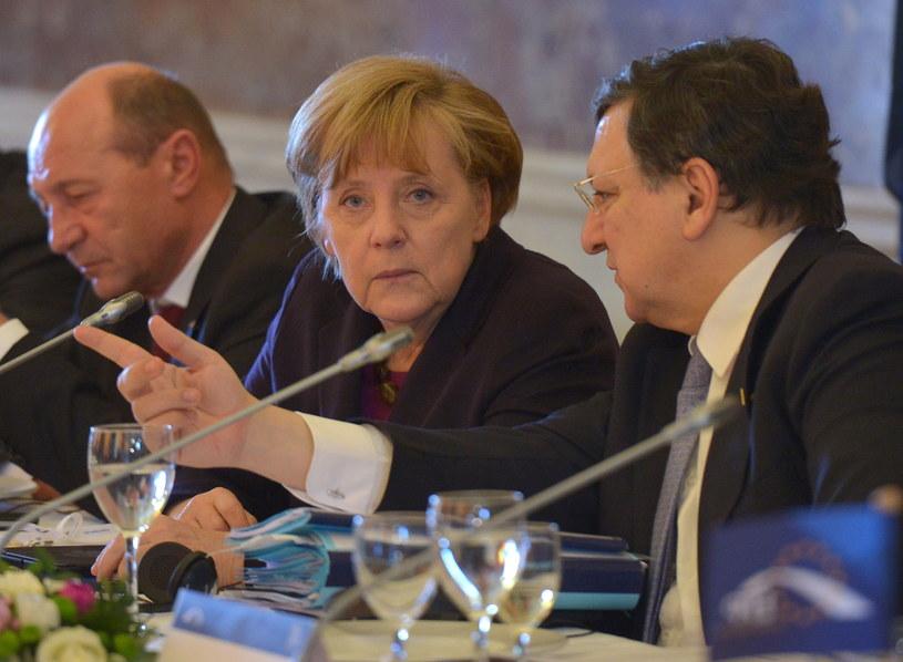 Szczyt UE w Brukseli. /Radek Pietruszka /PAP