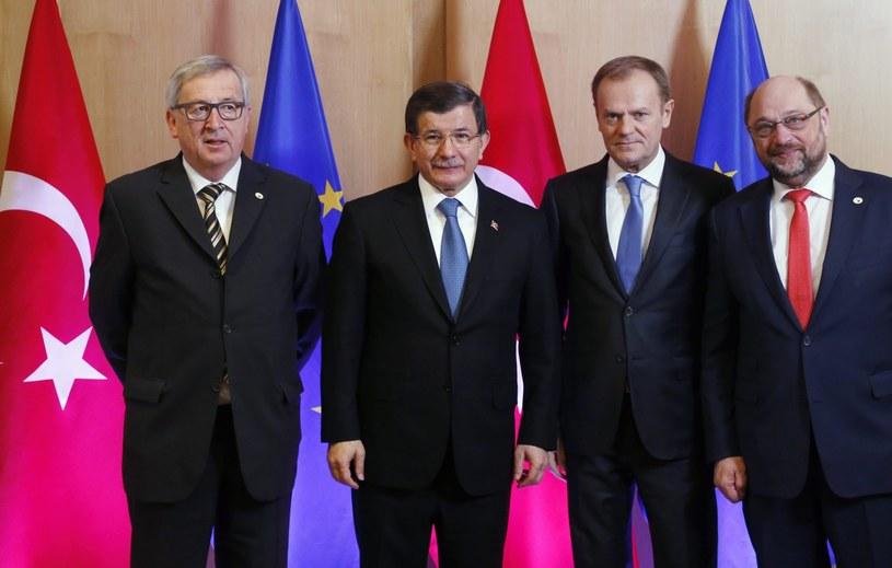 Szczyt UE w Brukseli /FRANCOIS LENOIR /PAP/EPA