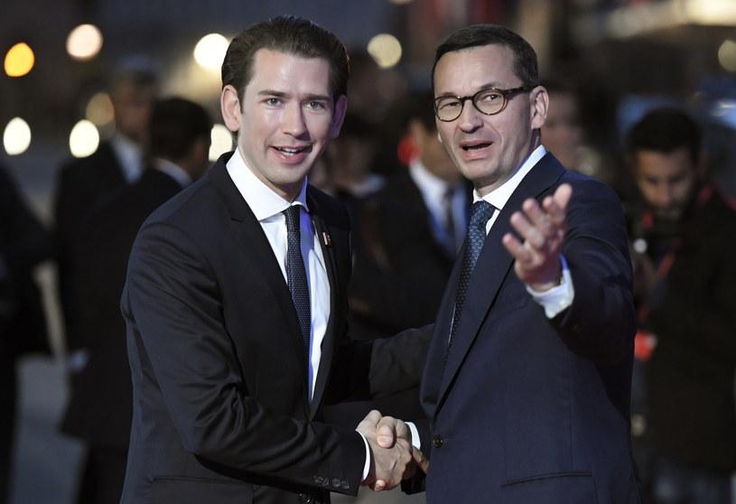 Szczyt UE w Salzburgu /CHRISTIAN BRUNA /PAP/EPA