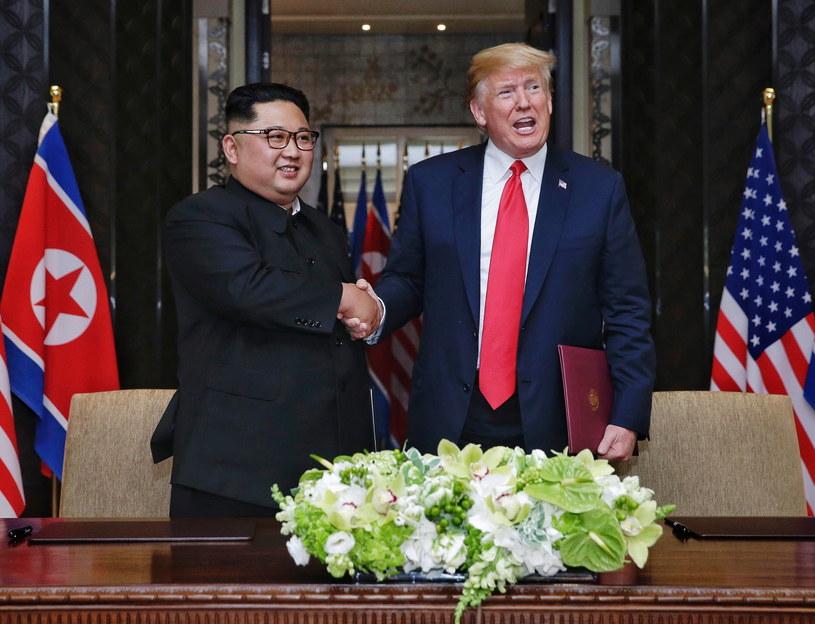 Szczyt w Singapurze /EPA/KEVIN LIM / THE STRAITS TIMES  /PAP/EPA