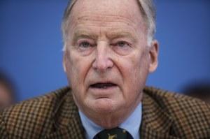 Szef AfD: Rządy nazistów to detal niemieckiej historii