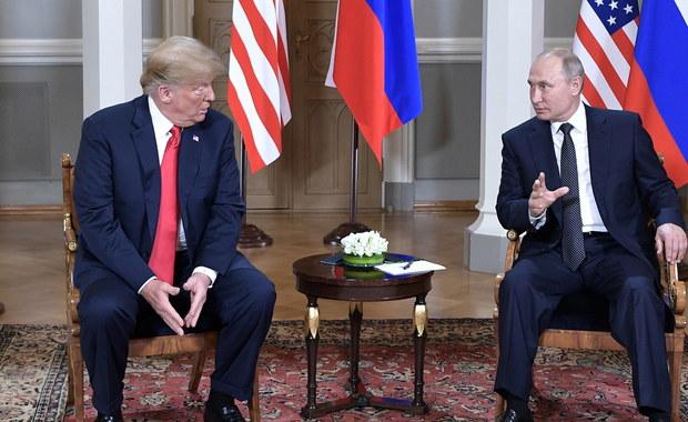 Szef amerykańskiego wywiadu: Nie wiem, co stało się podczas spotkania Trump - Putin