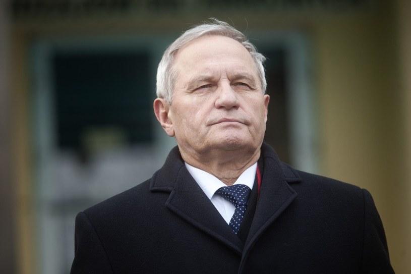 Szef BBN Stanisław Koziej /Adam Guz /Reporter