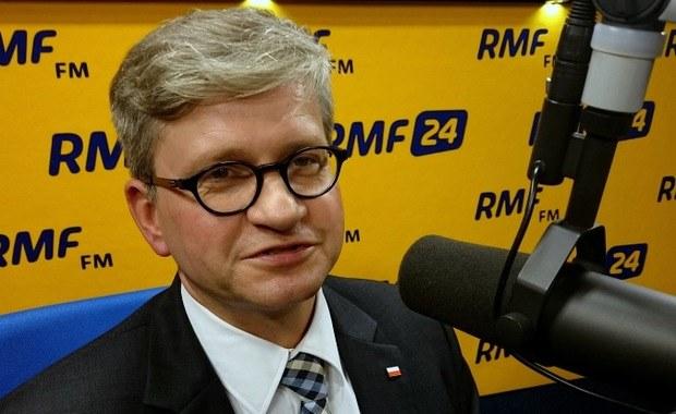 Szef Biura Bezpieczeństwa Narodowego Paweł Soloch /RMF FM