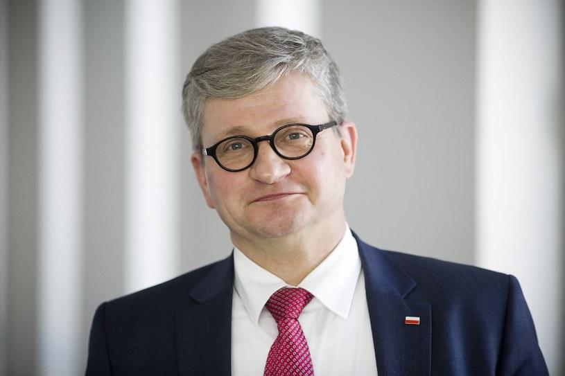 Szef Biura Bezpieczeństwa Narodowego Paweł Soloch /Krzysztof Mystkowski  /East News