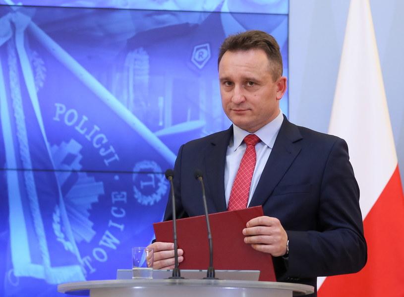 Szef BOR gen. Tomasz Miłkowski /Paweł Supernak /PAP