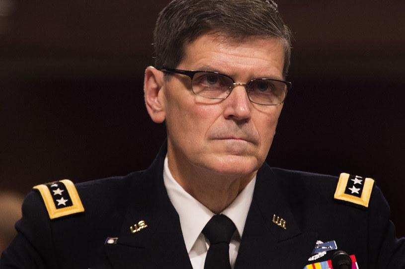 Szef centralnego dowództwa armii USA generał Joseph Votel /AFP