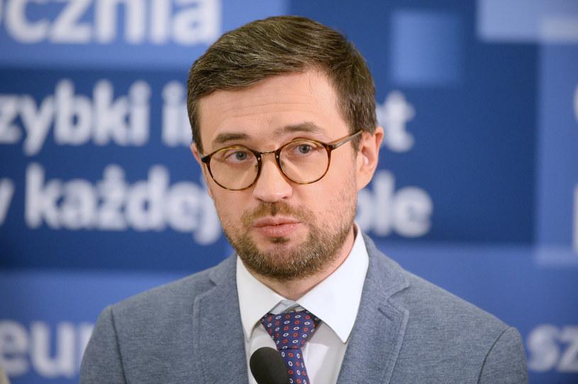 Szef CKE Marcin Smolik /Jan Bielecki /East News