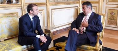 Szef dyplomacji Niemiec poparł Francję ws. pracowników delegowanych