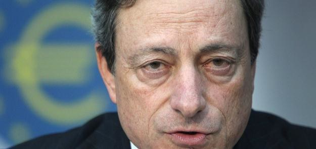 Szef EBC Mario Draghi /AFP