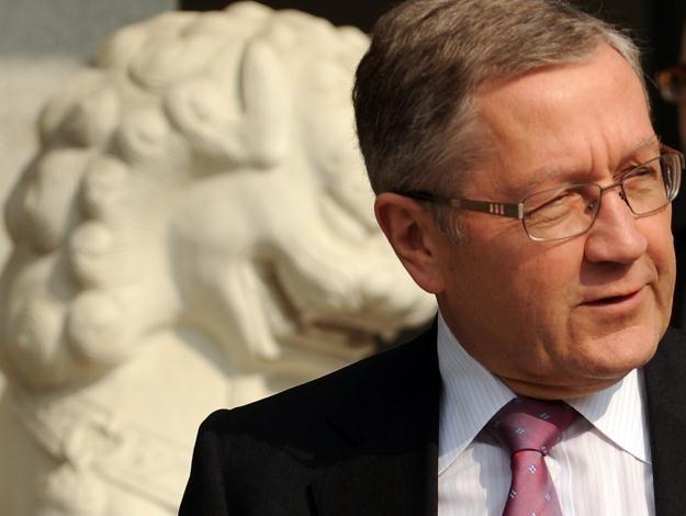 Szef EFSF Klaus Regling udał się do Chin na wstępne rozmowy /PAP