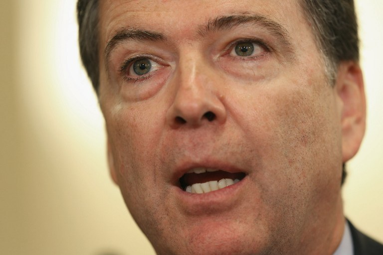 Szef FBI /AFP