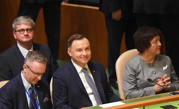 Szef gabinetu Andrzeja Dudy: W sprawie baz USA prezydent wykonał pracę polityczną