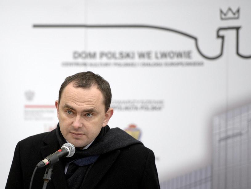Szef gabinetu Prezydenta RP Adam Kwiatkowski /Darek Delmanowicz /PAP