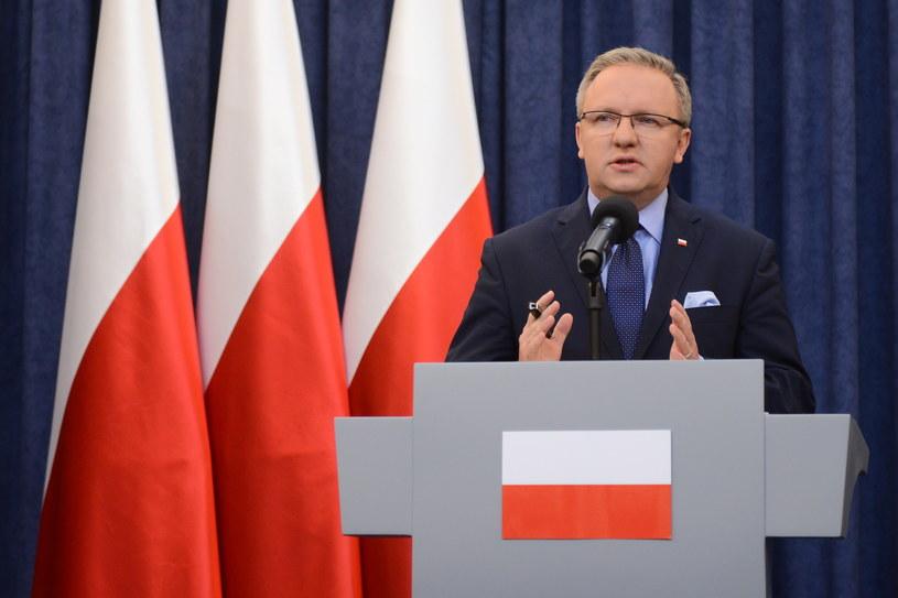 Szef gabinetu prezydenta RP Krzysztof Szczerski /Jakub Kamiński   /PAP