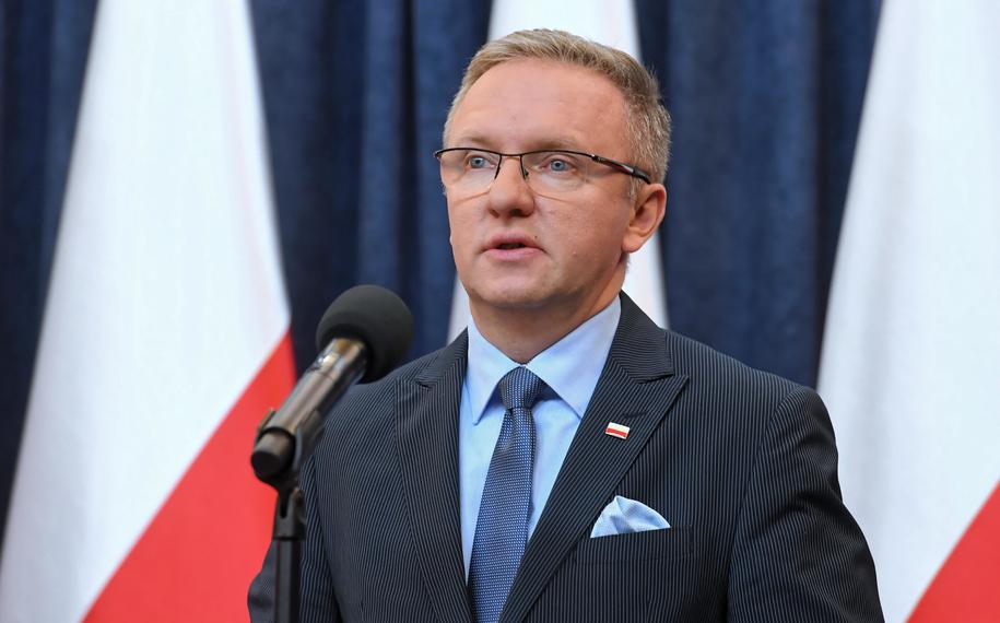 Szef Gabinetu Prezydenta RP Krzysztof Szczerski /Piotr Nowak /PAP