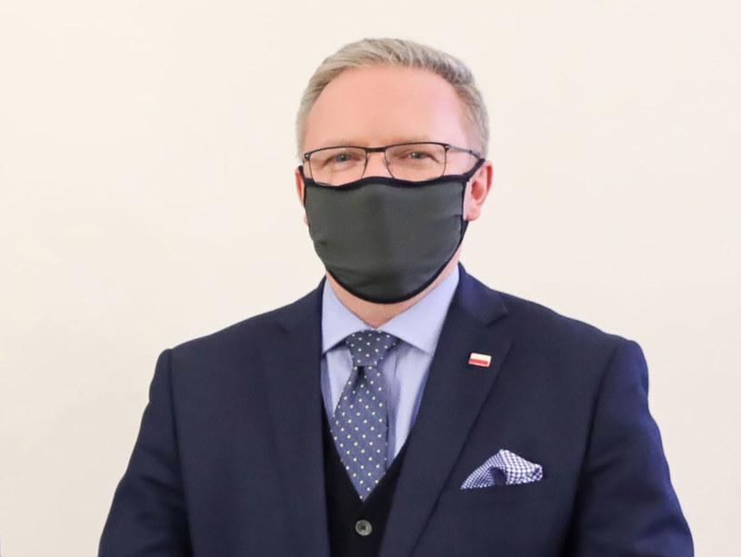 Szef gabinetu prezydenta RP Krzysztof Szczerski /Jakub Szymczuk / KPRP /PAP