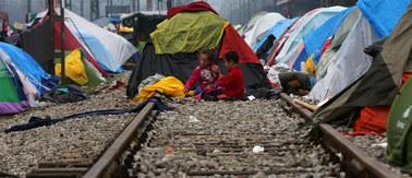 Szef greckiego MSW porównał obóz dla uchodźców do Dachau