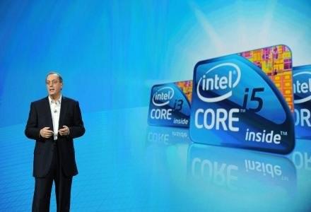 Szef Intela przedstawił wizję rozwoju branży IT /AFP