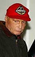 Szef Jaguar Racing, Niki Lauda