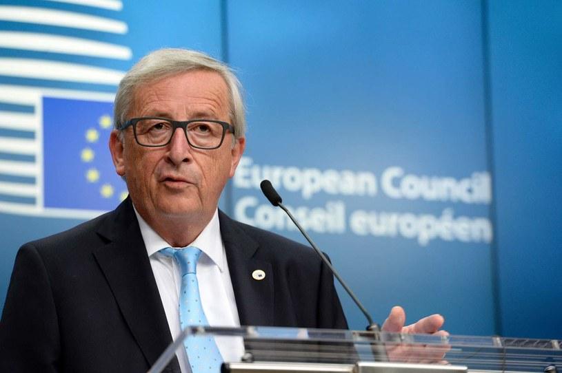 Szef KE Jean-Claude Juncker /AFP