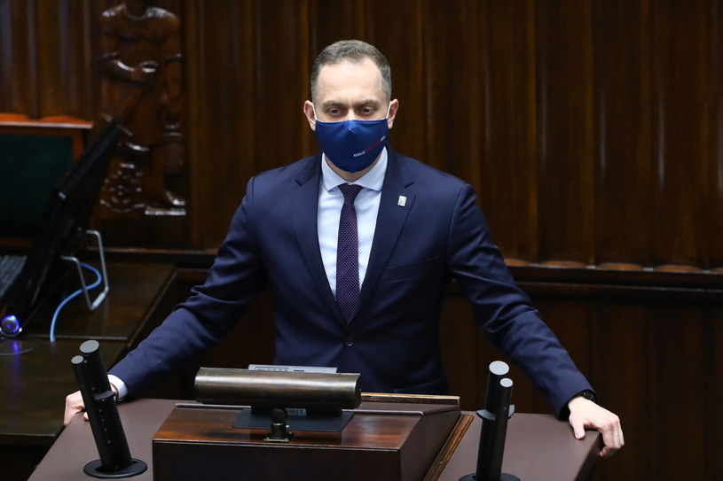 Szef klubu KO Cezary Tomczyk /Rafał Guz /PAP