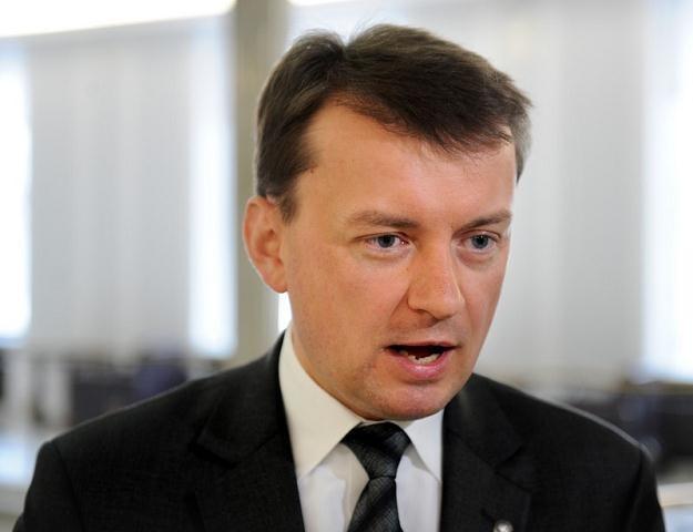 Szef klubu PiS Mariusz Błaszczak, fot. Piotr Blawicki /Agencja SE/East News