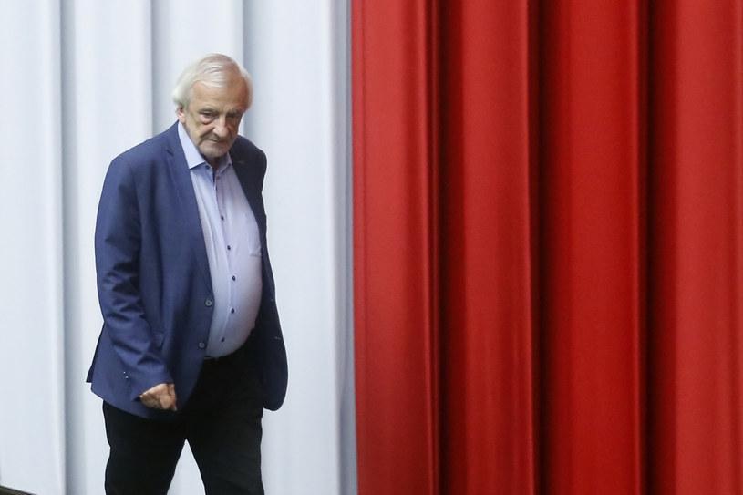 Szef klubu PiS Ryszard Terlecki /Adam Jankowski/Polska Press/ /East News