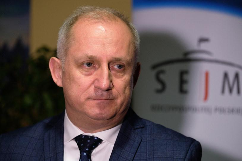 Szef klubu PO-KO Sławomir Neumann /LUKASZ SOLSKI /East News